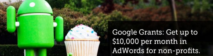 Google Grants for Good